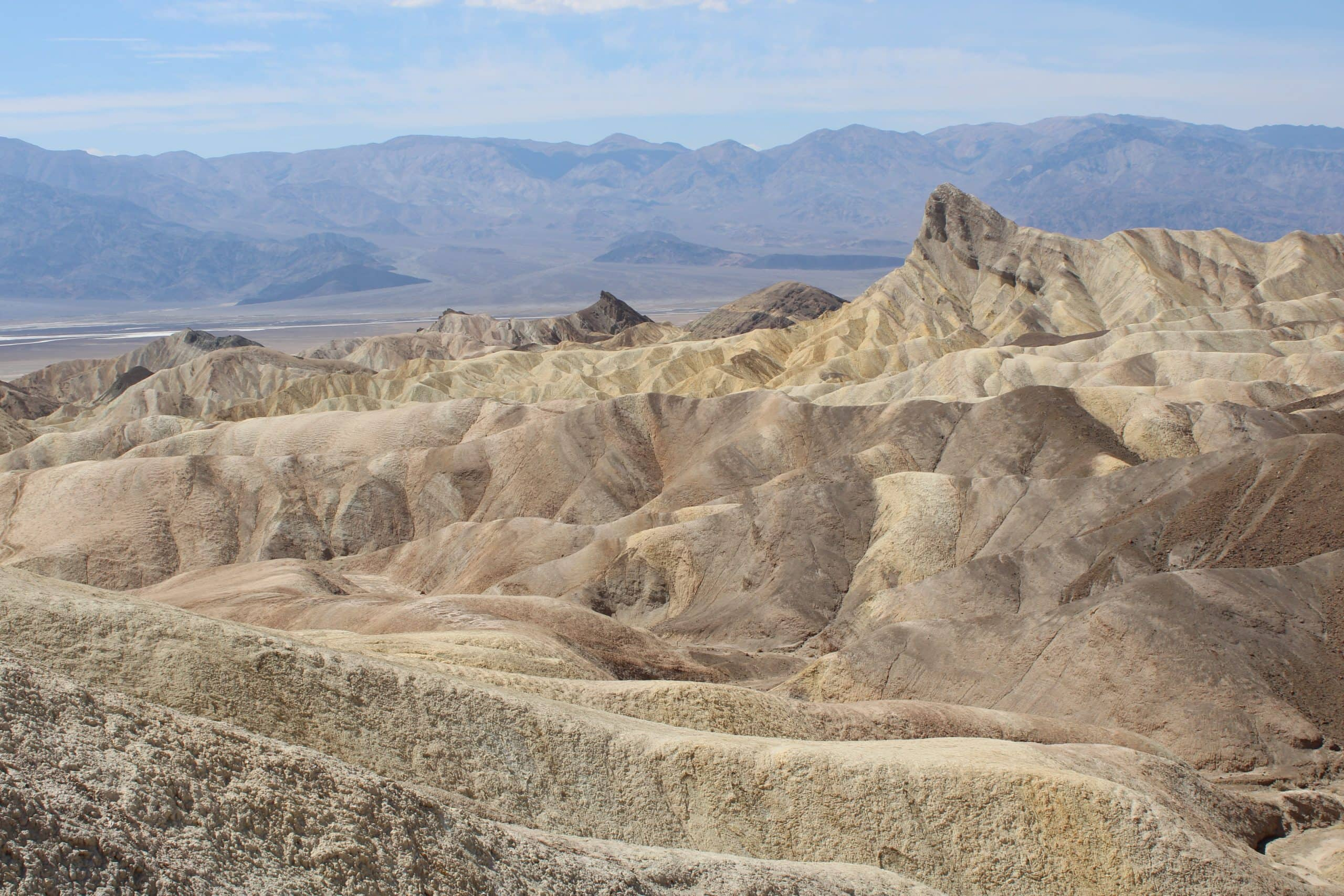 Death Valley National Park in California, one of the best places to elope.