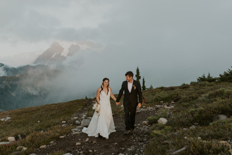 Mountain Elopement Guide: How to Elope in the Mountains